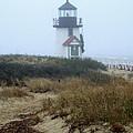 Nantucket Brant Point Light by Susan Wyman