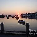 Nantucket Sunrise 1 by Robert Nickologianis