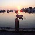 Nantucket Sunrise 2 by Robert Nickologianis