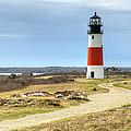 Nantucket's Sankaty Head Light by Donna Doherty