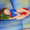 Nap Time by Jane Ricker