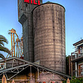 Napa Mill II by Bill Gallagher