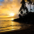 Napili Sunset Evening  by Kelly Wade