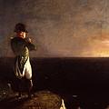 Napoleon Bonaparte by Benjamin Robert Haydon