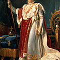 Napoleon Bonaparte by Francois Pascal Simon, Baron Gerard