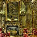 Napoleon IIi Room by Michael Kirk
