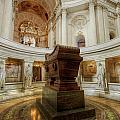 Napoleon's Tomb - A Different View  by Hany J