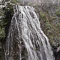 Narada Falls Mt Rainier by Greg Reed