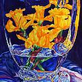 Narcisses Dans Un Vase From Master Class by Xavier Francois
