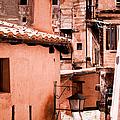 Narrow Streets Of Albarracin  by Weston Westmoreland