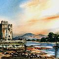 Narrowwater Castle   Down by Val Byrne