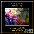 Nasa Ll Ori And The Orion Nebula Stars Of Heaven Bless The Lord by Rose Santuci-Sofranko