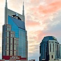 Nashville From Below by Frozen in Time Fine Art Photography