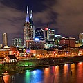 Nashville Is A Colorful Town by Frozen in Time Fine Art Photography