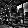 Nashville Locomotive  by Honour Hall