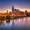 Nashville Skyline by Brett Engle