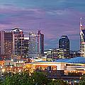 Nashville Skyline by Brian Jannsen