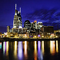 Nashville Skyline by Lucas Foley