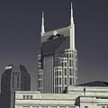 Nashville Tennessee Batman Building by Dan Sproul