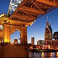 Nashville Tennessee by Brian Jannsen