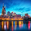 Nashville Twilight by Lucas Foley