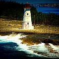 Nassau Lighthouse by John Marois