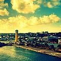 Nassau The Bahamas by Paulo Guimaraes