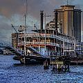 Natches Riverboat by Capt Gerry Hare