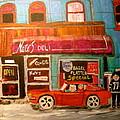 Nate's Deli Ottawa by Michael Litvack