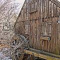 Nathaniel Thomas Mill by Janice Drew