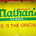 Nathan's Famous by Ed Weidman