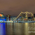 National Aquarium And Ships by Mark Dodd