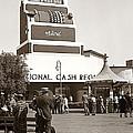 National Cash Register by Marilyn Hunt