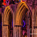 National Cathedral Arches by Izet Kapetanovic