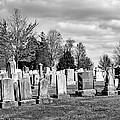 National Cemetery - Gettysburg Battlefield by Brendan Reals