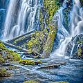 National Creek Falls by Greg Waddell