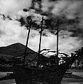 National Famine Memorial The Skeleton Ship By John Behan by Joe Fox