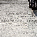 National Law Enforcement Officers Memorial by William Kuta