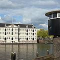 National Maritime Museum In Amsterdam by Artur Bogacki