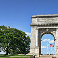 National Memorial Arch At Valley Forge by Olivier Le Queinec