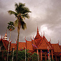 National Museum Of Cambodia by Shaun Higson