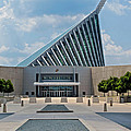 National Museum Of The Marine Corps by Dave Mills