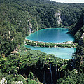 National Park Plitvice by Dr sc Srecko Bozicevic