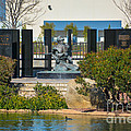 National Pow-mia Memorial by Tommy Anderson