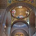 National Shrine Interior by Barbara McDevitt
