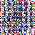 Nations United by Antony McAulay