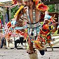 Native American Dance - Nanticoke Powwow by Kim Bemis