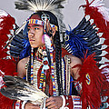 Native American  by Dave Mills