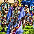 Native American Elder by Eleanor Abramson