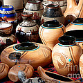 Native American Pottery Sale by Vinnie Oakes